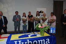 Sunday 26th August Hybom Realvest from the family Verhaeghe