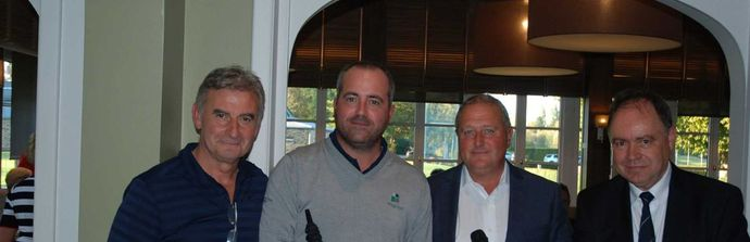 Friday 28th September Men's Day Damme & Winge sponsored by the Golf Shop