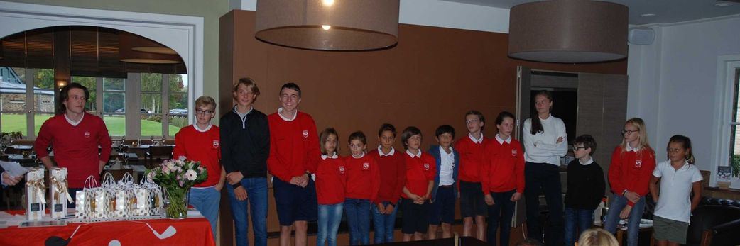 Sunday 30th September We Love the Juniors