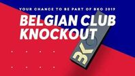 BELGIAN CLUB KNOCKOUT 2019