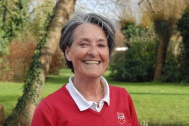 Yolande Baekelandt, jullie nieuwe Ladies Captain 2019-2021